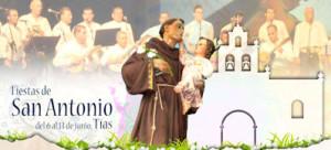 Fiestas de San Antonio en Tías