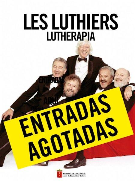 entradas para les luthiers en madrid: