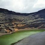 ¿Conoces el Lago Verde en Lanzarote?