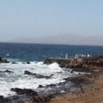 Playa Pila de la Barrilla en Tías, Lanzarote